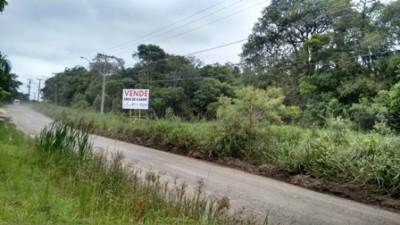 EXCELENTE ÁREA  DE TERRENO  PERÍMETRO URBANO DE ARAUCÁRIA