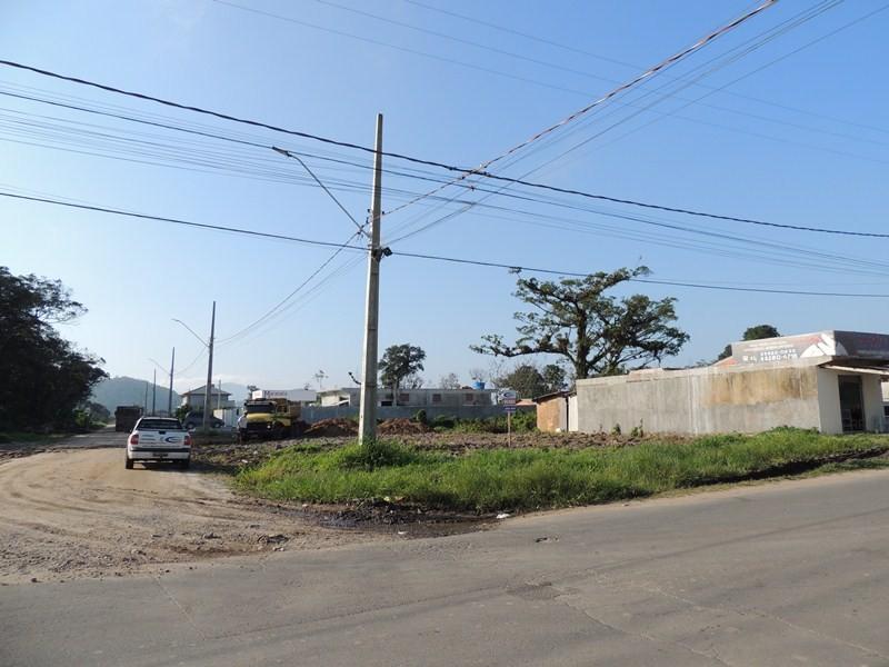 TERRENO PADRÃO - GUARATUBA