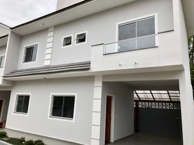 casas em condominio para alugar em joinville bomretiro