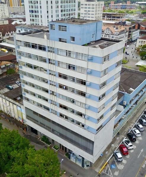 apartamentos para alugar em joinville centro